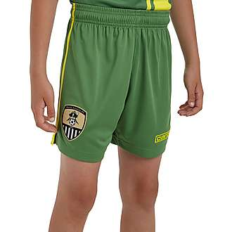 Carbrini Notts County 2014 Junior Away Shorts