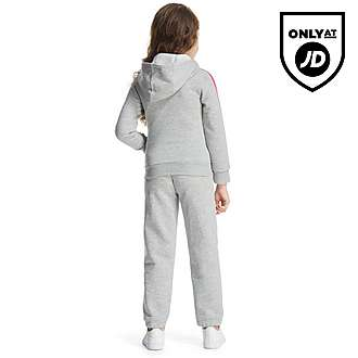adidas Girls' Zeno Suit Children
