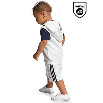 adidas Originals 3 Piece Sleeveless Set Infant