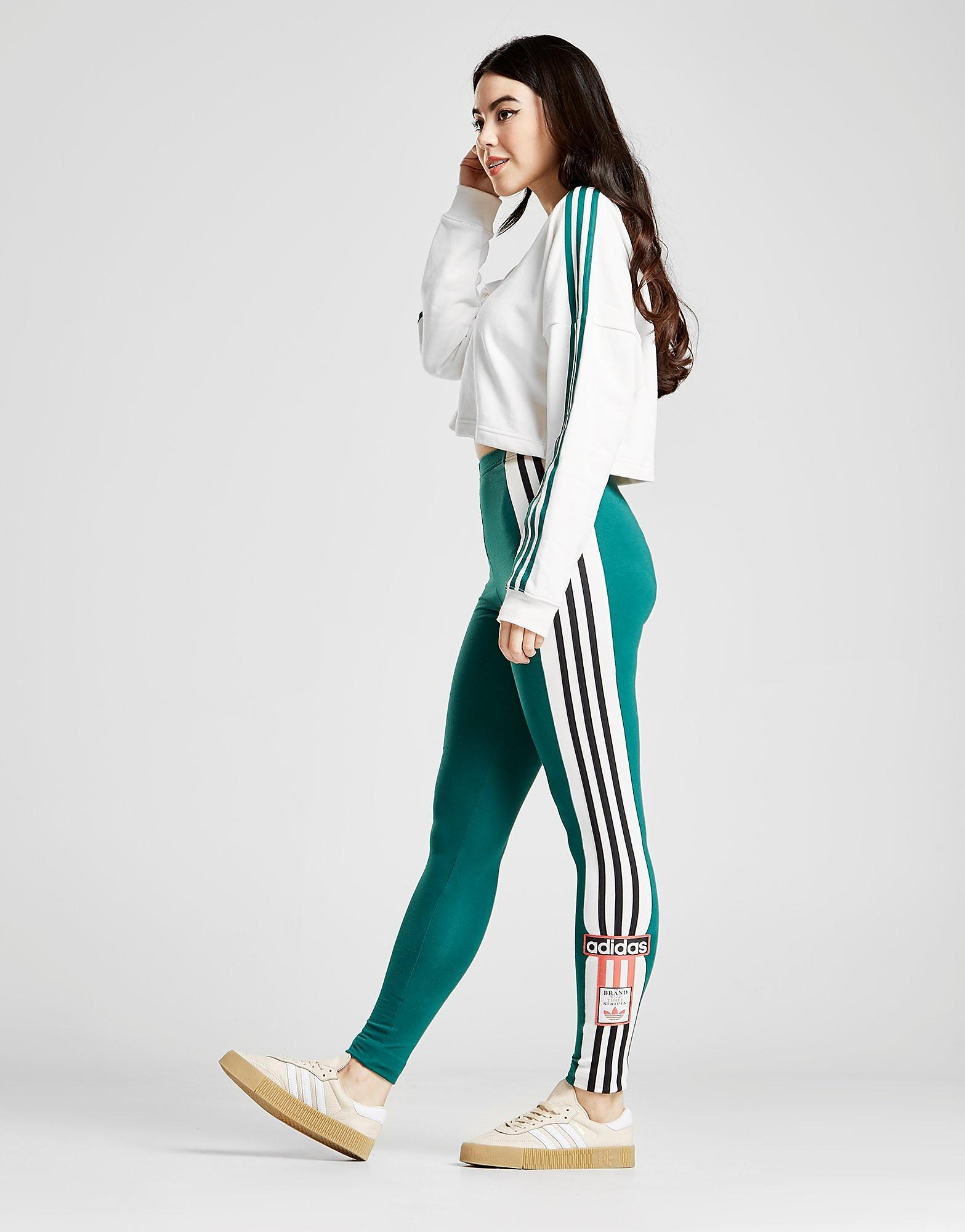 adidas Originals Adibreak Leggings - Groen - Dames