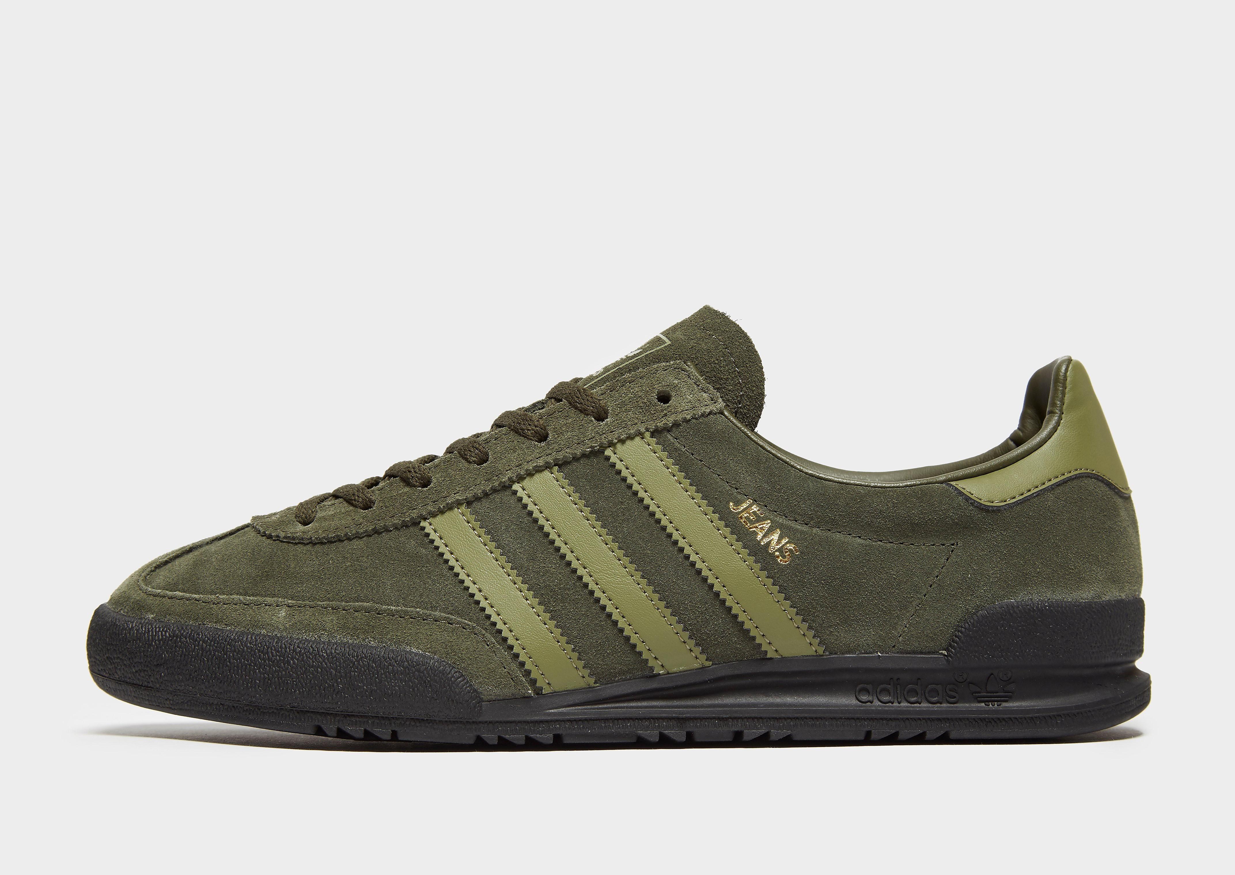 8c70c469a70f0 Precios de sneakers Adidas Jeans JD Sports verdes baratas - Ofertas ...