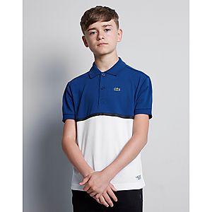 0935f06a6025b5 Lacoste Colour Block Polo Shirt Junior ...