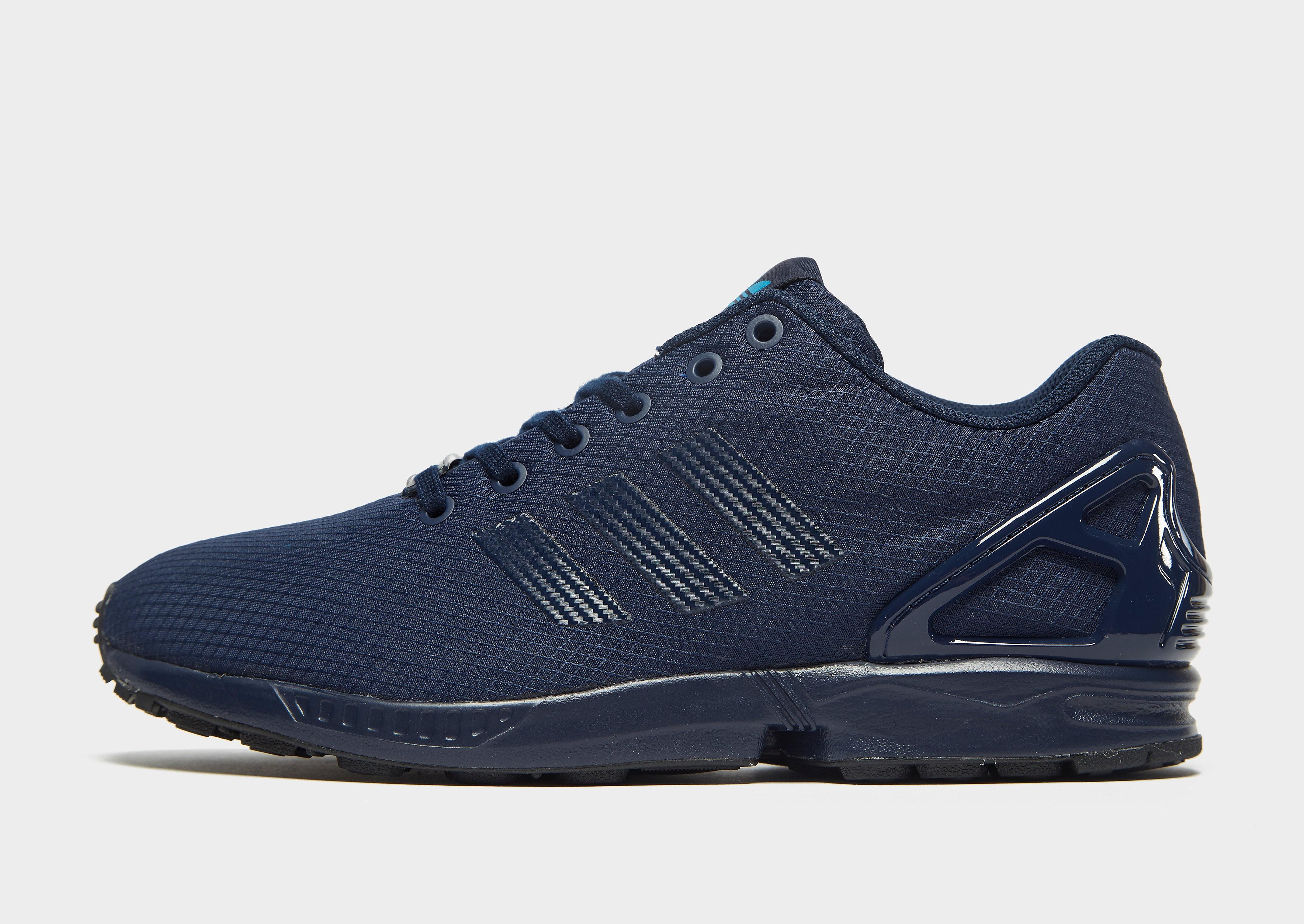 Adidas ZX Flux herensneaker blauw