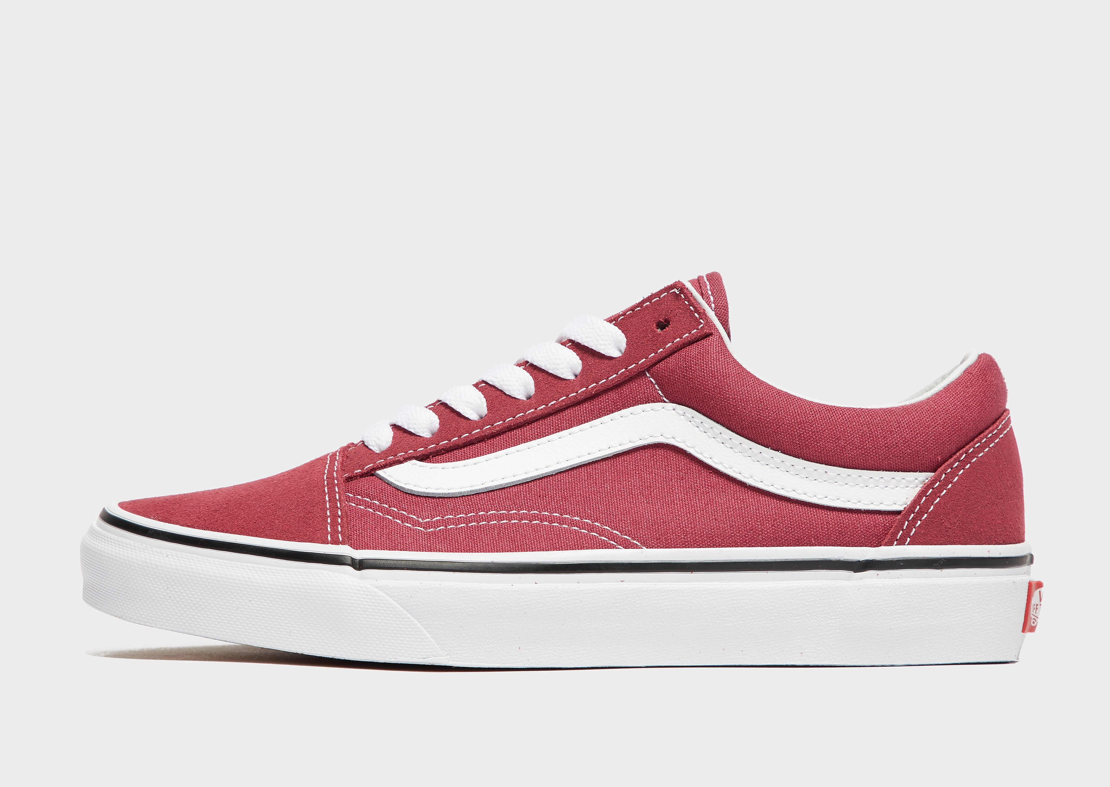 Vans Old Skool Dames - Rood - Dames