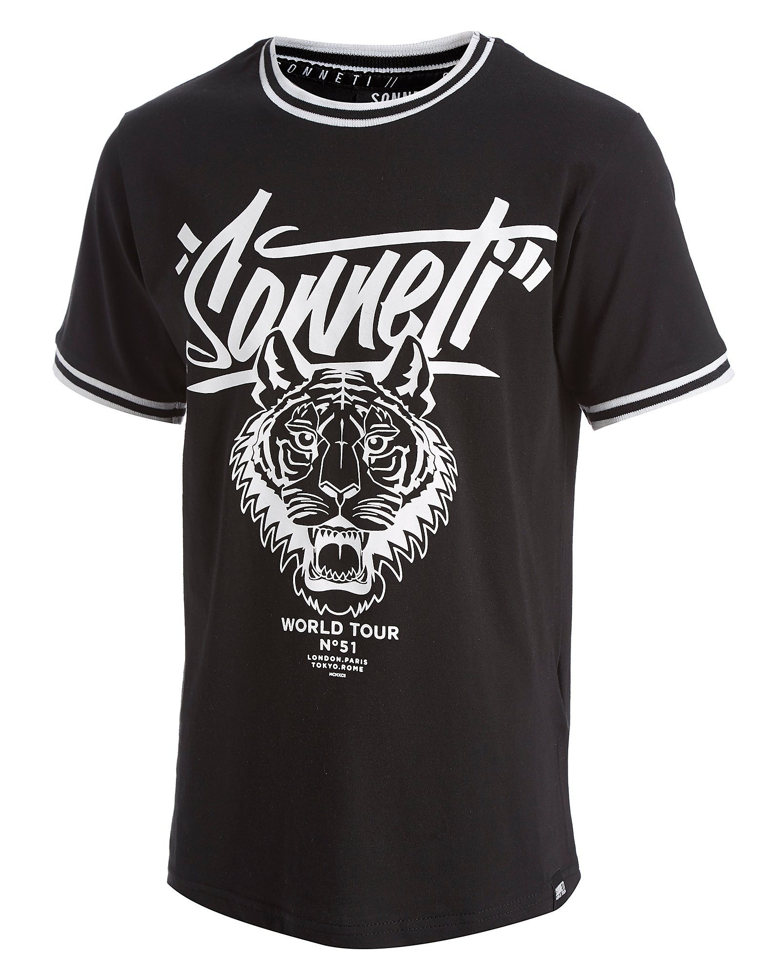 Sonneti Tiger Mono T-Shirt Junior