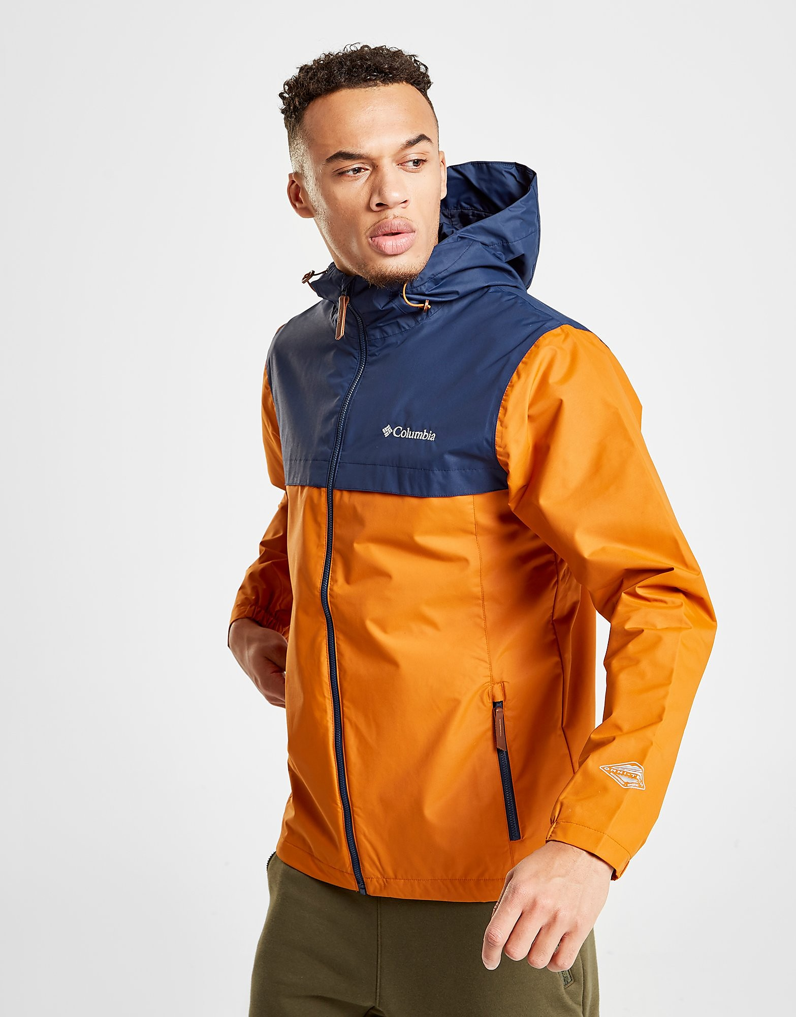 Columbia Jones Ridge Jacket Heren - Oranje - Heren