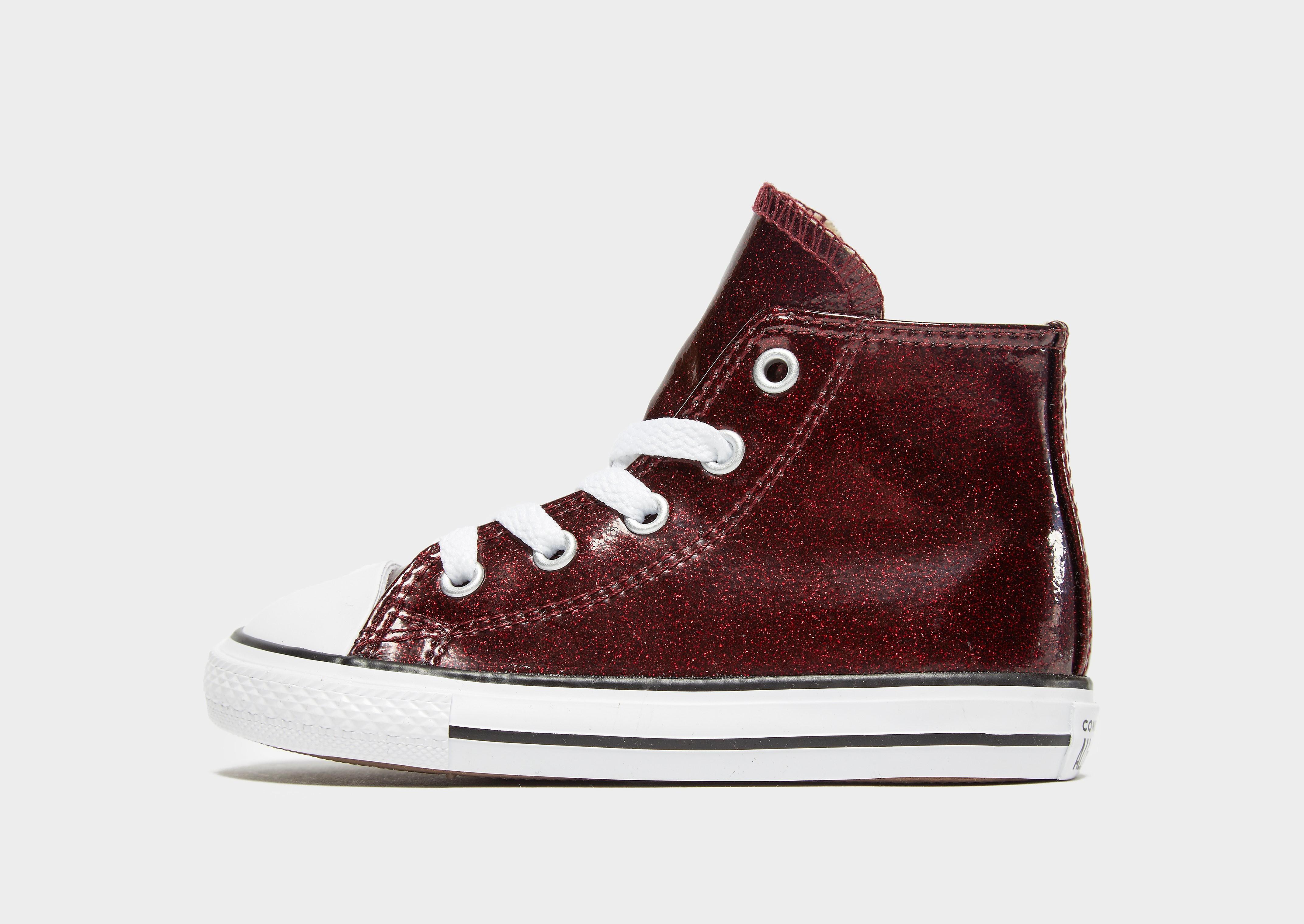 Converse All Star babysneaker rood
