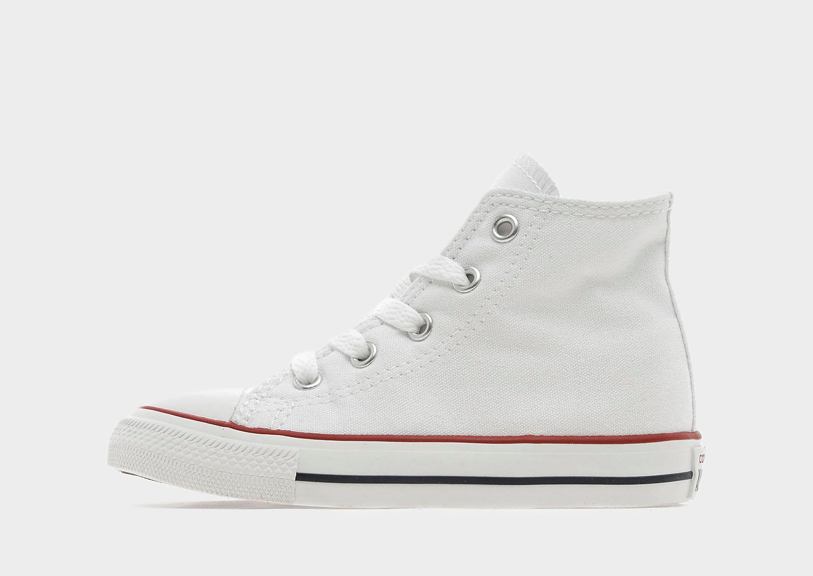 Converse All Star Hi Baby's - Optical White/Red/Blue - Kind