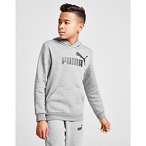 17494574be07 PUMA Core Logo Hoodie Junior ...