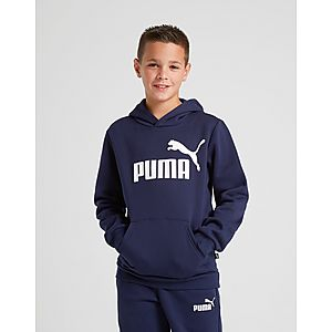 43875734f38c PUMA Core Logo Hoodie Junior ...
