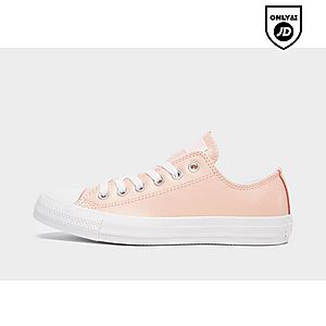 907be5121c95ac Converse All Star Ox Leather Junior ...