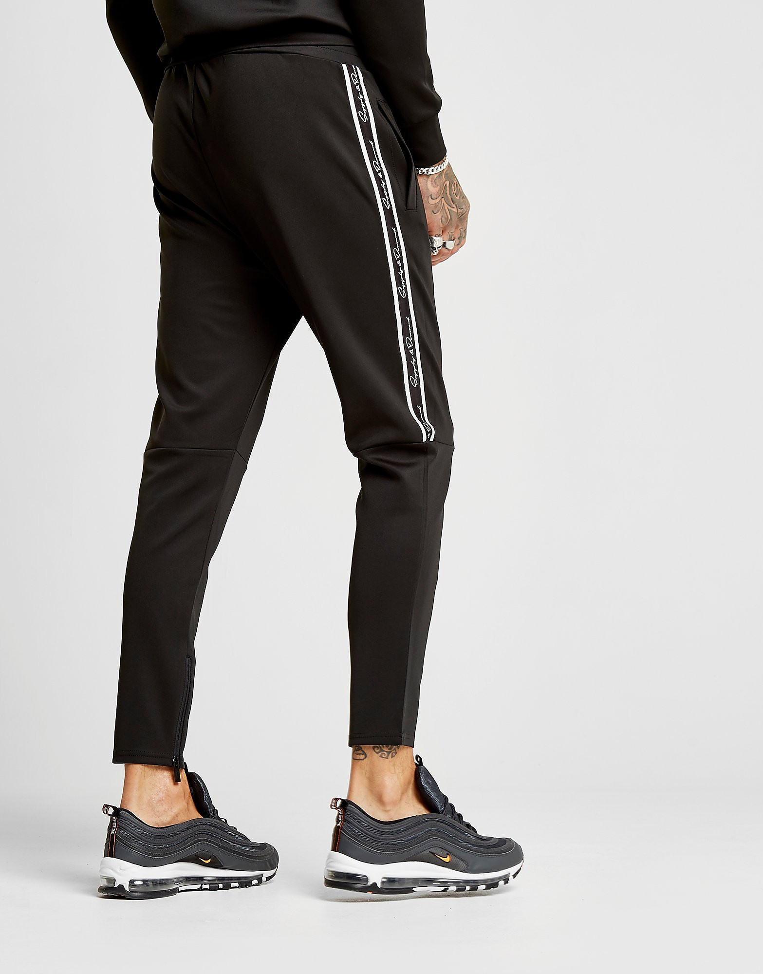 Supply & Demand Script Tape Joggers