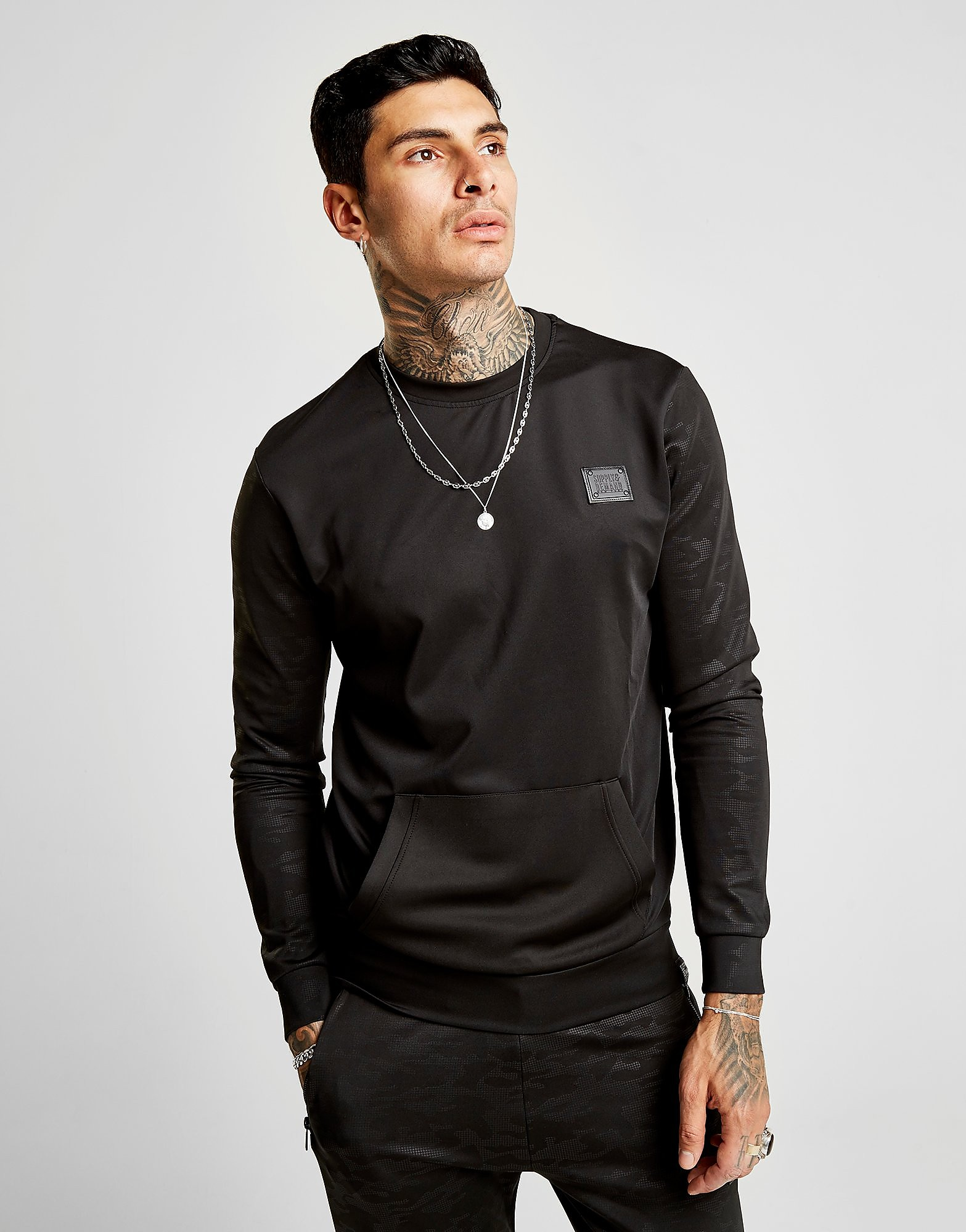 Supply & Demand Shadow Crew Sweatshirt