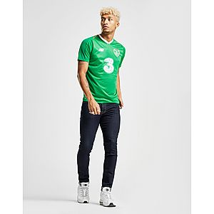 ... New Balance Republic of Ireland 2018 19 Home Shirt 2166215d5