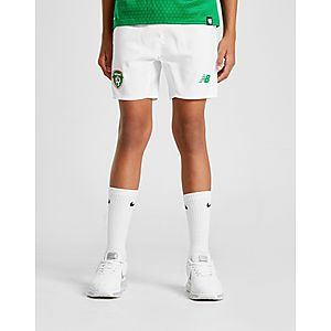 4fb6983580a New Balance Republic of Ireland 2018 19 Home Shorts Junior ...