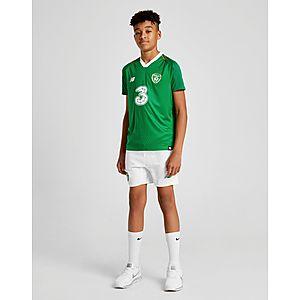 3200447b0 ... New Balance Republic of Ireland 2018 19 Home Shorts Junior