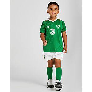 084d0357f New Balance Republic of Ireland 2018 19 Home Kit Children ...