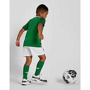 30f297b87 ... New Balance Republic of Ireland 2018 19 Home Kit Children