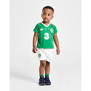 52a8a659f New Balance Republic of Ireland 2018 19 Home Kit Infant ...