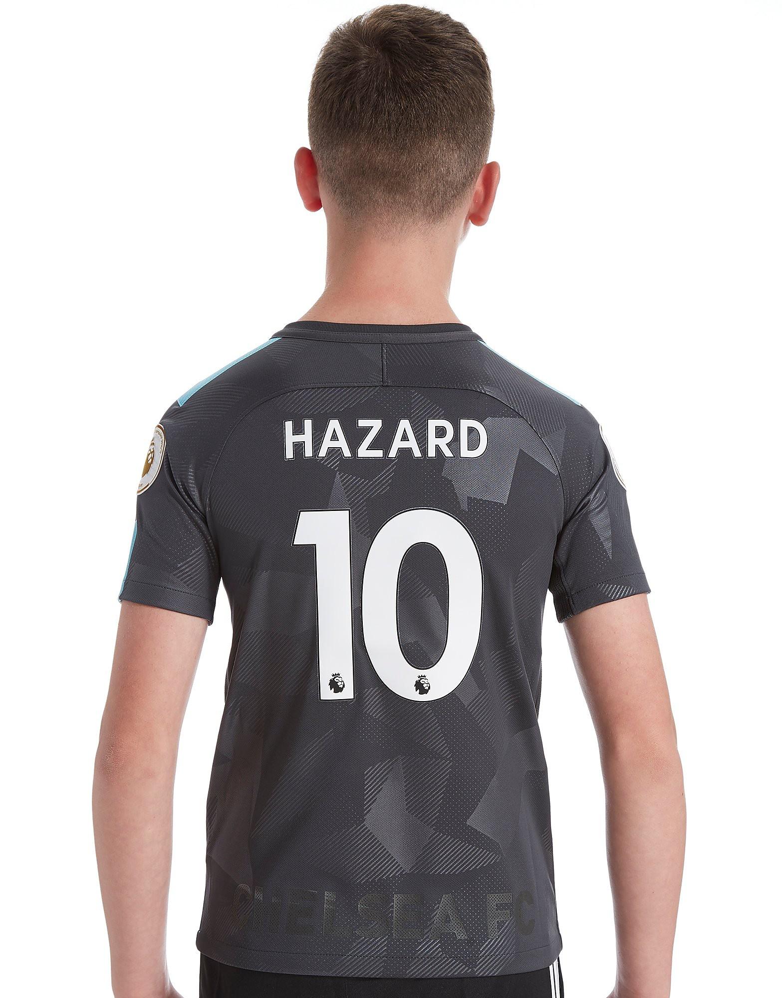 Nike Chelsea FC Third 2017/18 Hazard #10 Shirt Junior