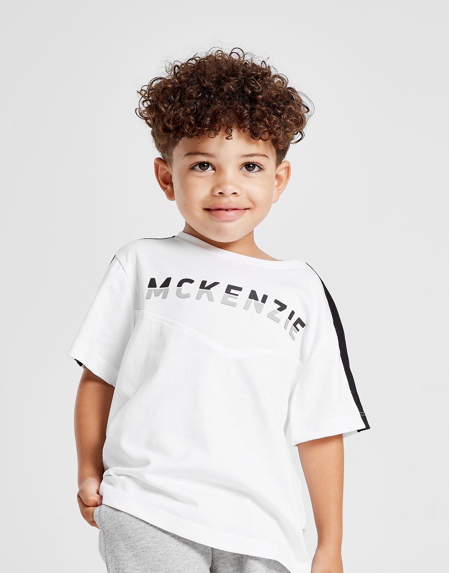 McKenzie Mini Aero T-Shirt Kinderen - alleen bij JD - Wit - Kind