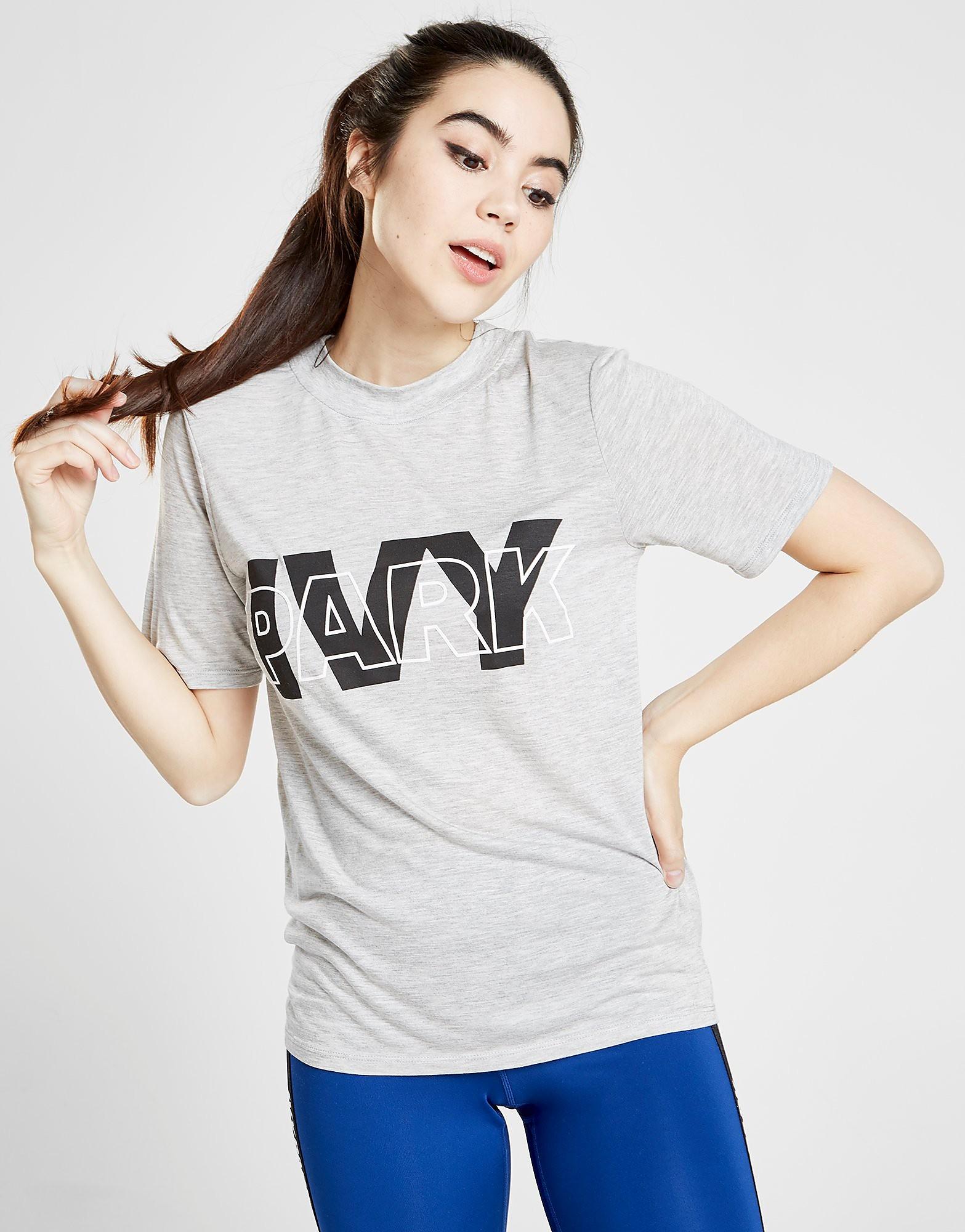 IVY PARK T-shirt Femme - Gris, Gris