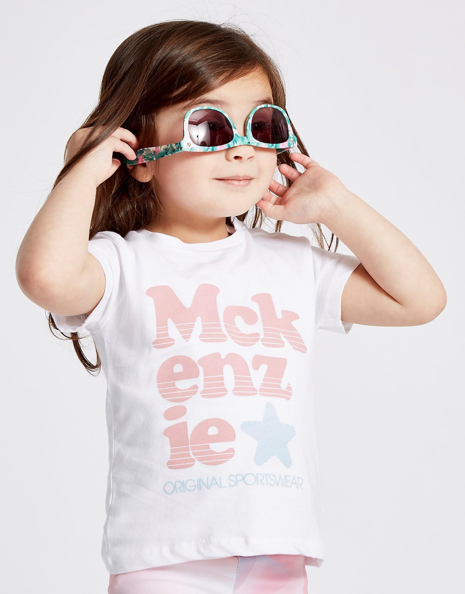 McKenzie Girls' Sarah T-Shirt/Leggings Set Infant