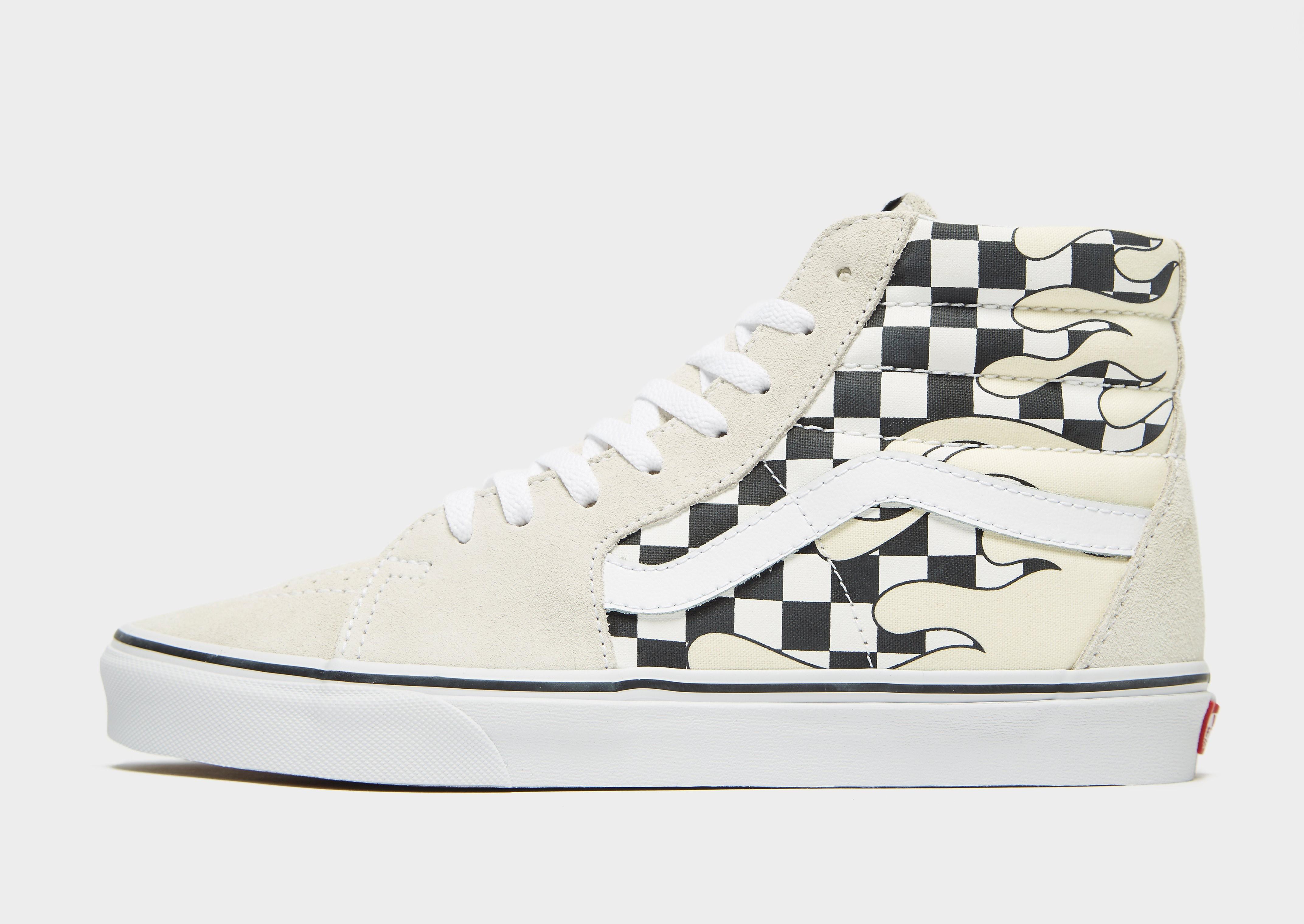 Vans Sk8-Hi Heren - Crème - Heren