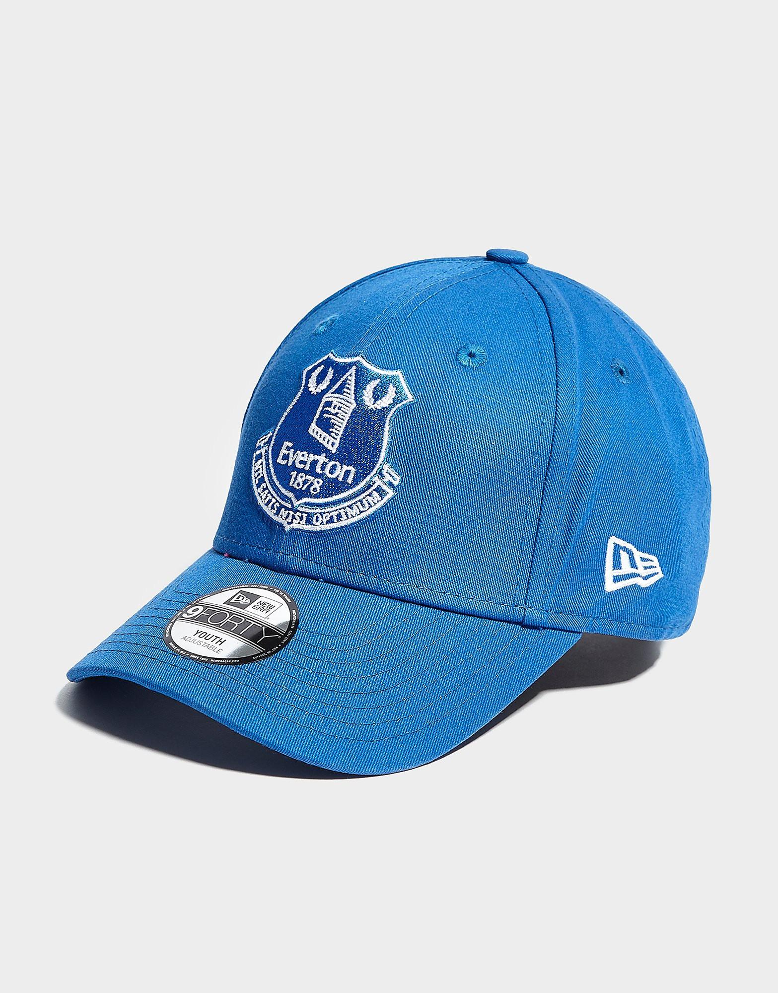 New Era Everton FC 9FORTY Cap - Blauw - Kind