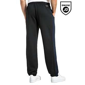 adidas 3 Stripe Essentials Fleece Pants