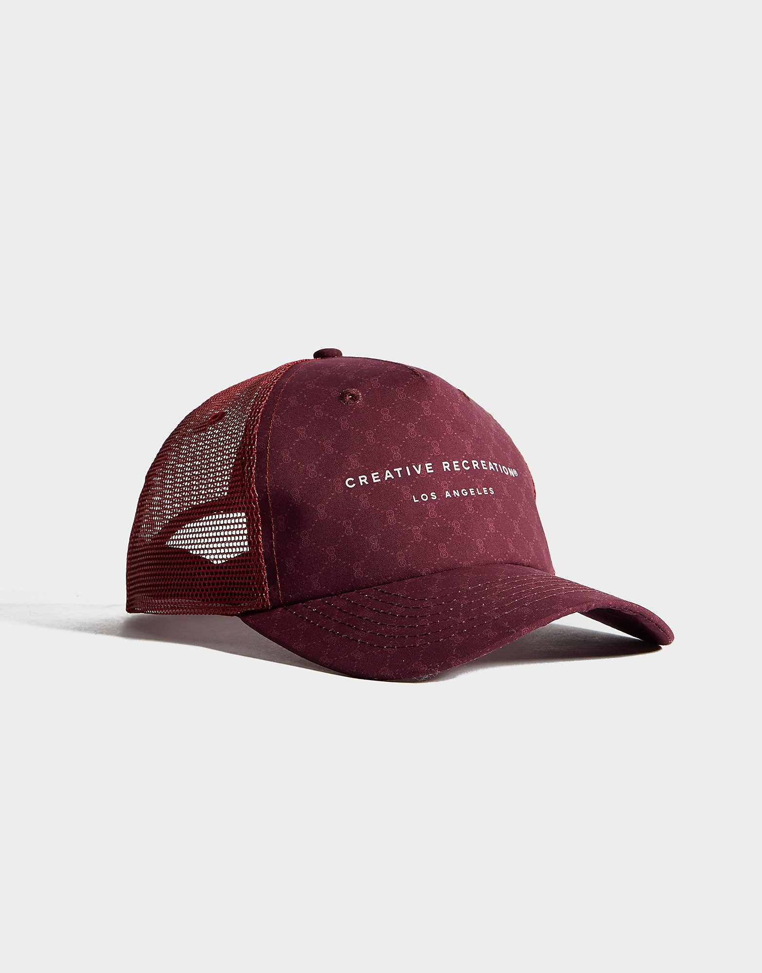 Creative Recreation Trucker Cap - Rood - Heren