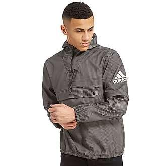 adidas Ripstop 1/2 Zip Jacket