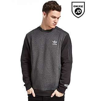 adidas Originals Team Pocket Sweatshirt