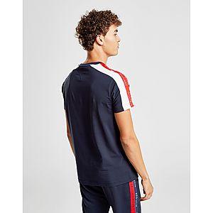 ... Tommy Hilfiger Contrast Tape Short Sleeve T-Shirt 376dcf6d5c