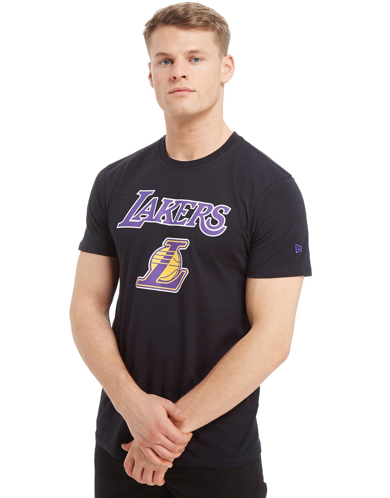 New Era NBA Los Angeles Lakers T-Shirt