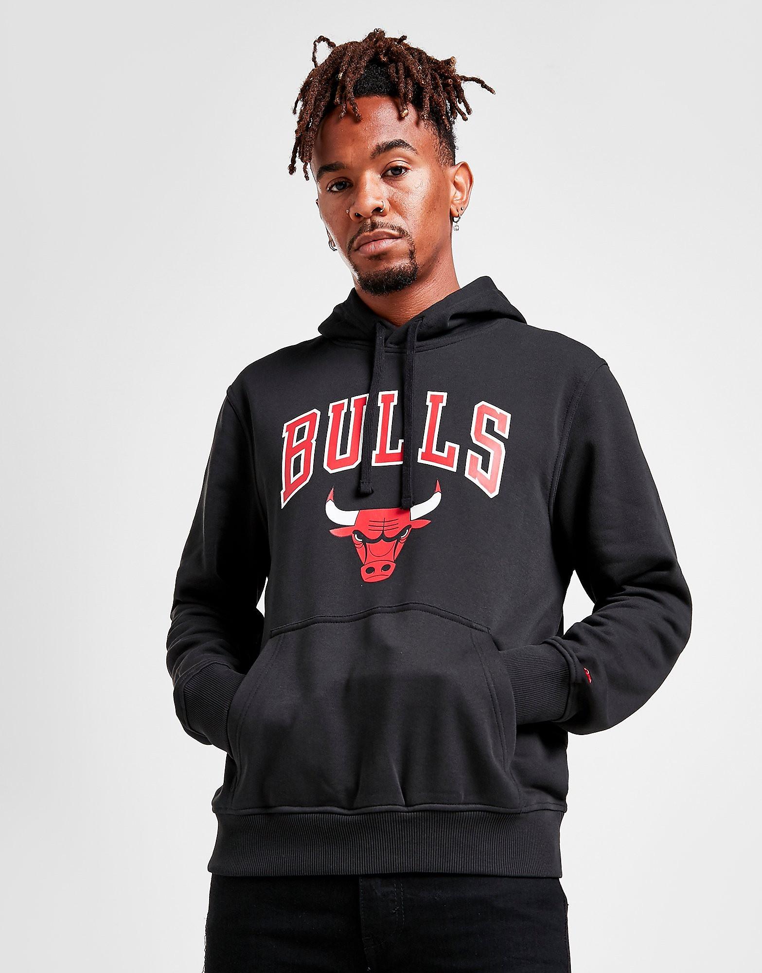 New Era NBA Chicago Bulls Hoodie
