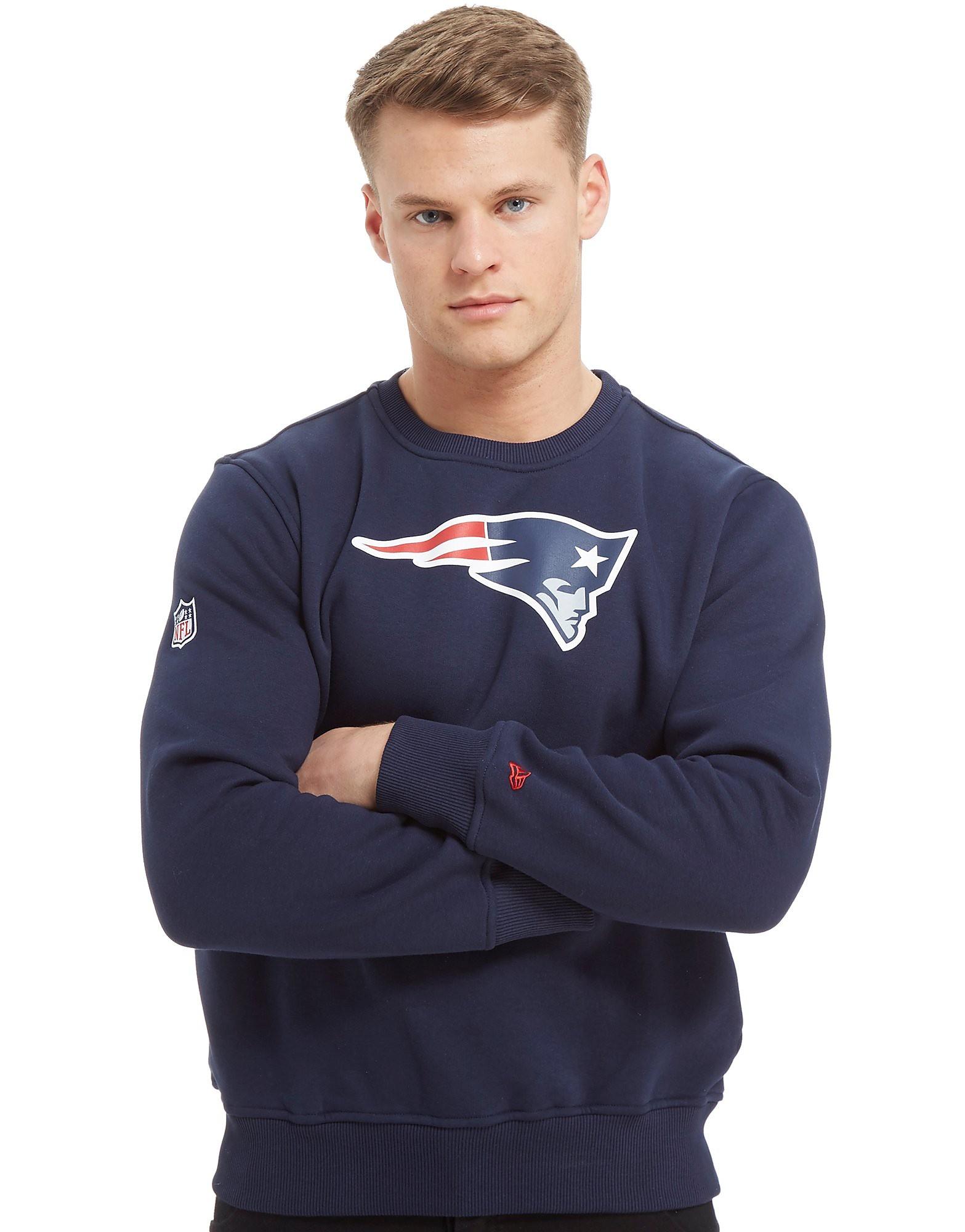 New Era NFL New England Patriots Crew Sweatshirt