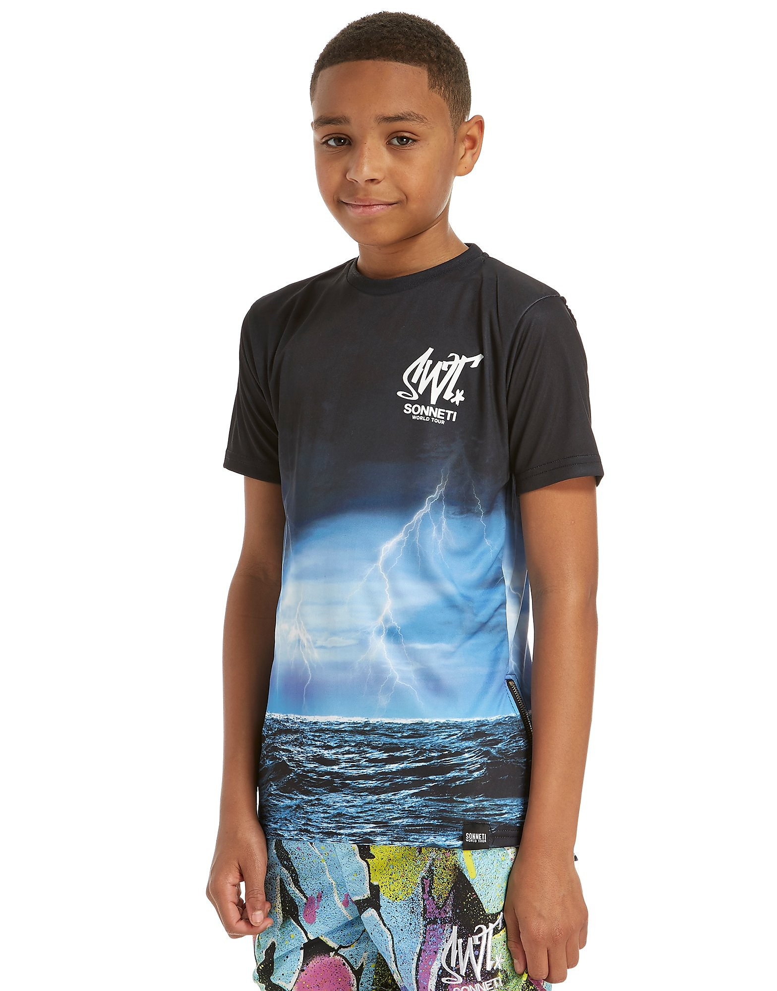 Sonneti camiseta Sea Storm júnior