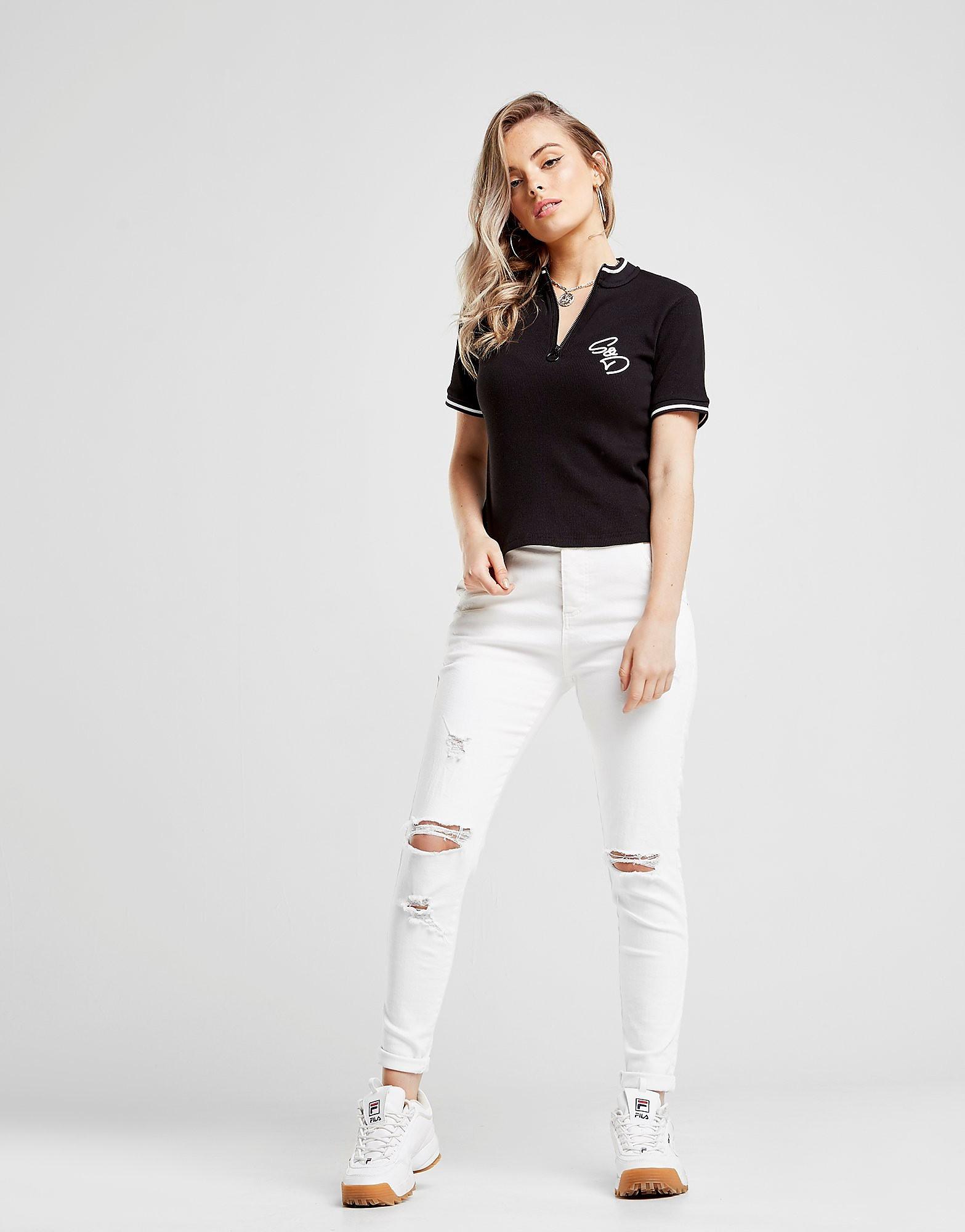 Supply & Demand Ringer T-Shirt
