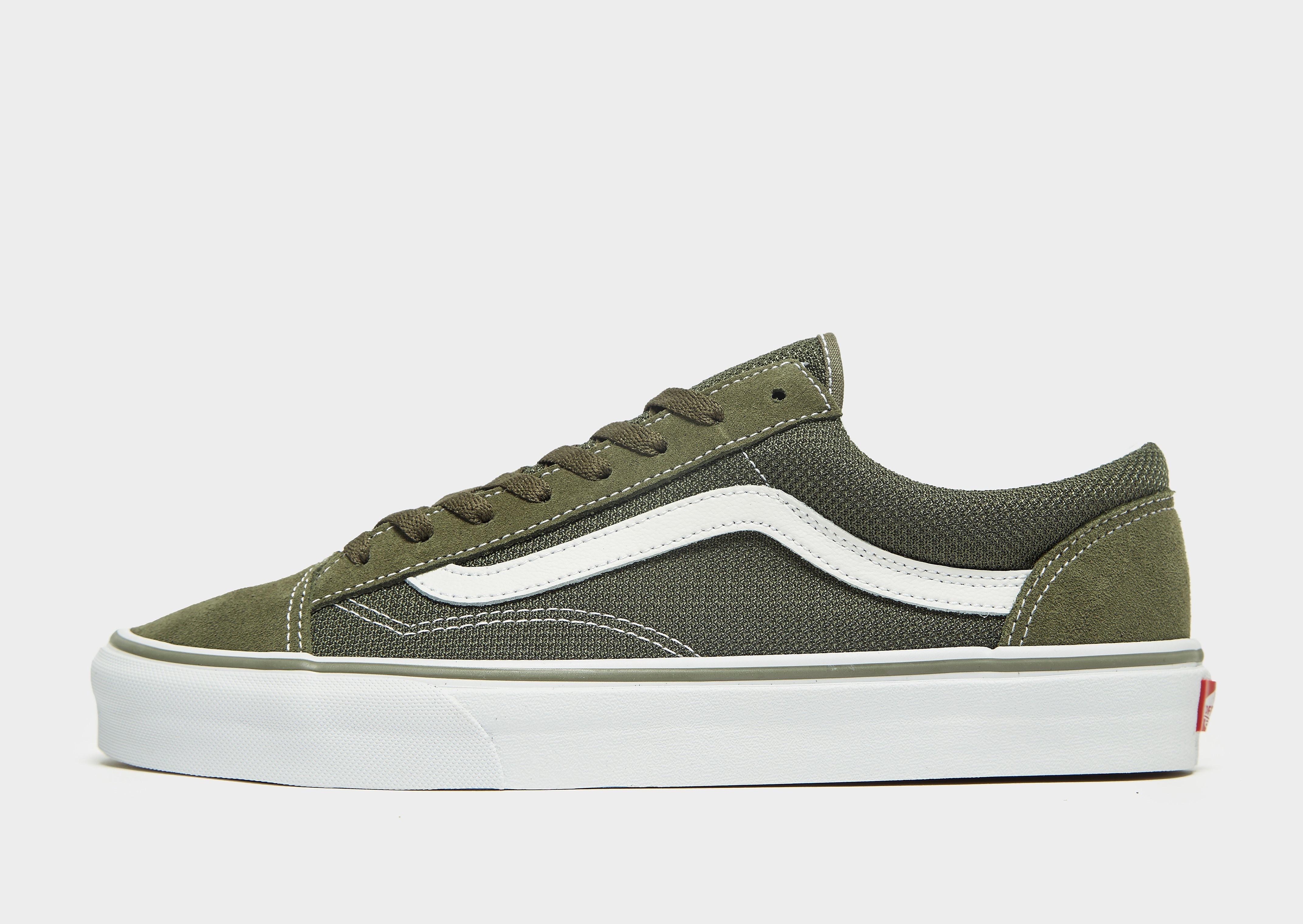 Vans Style 36 Mesh - alleen bij JD - Groen - Heren