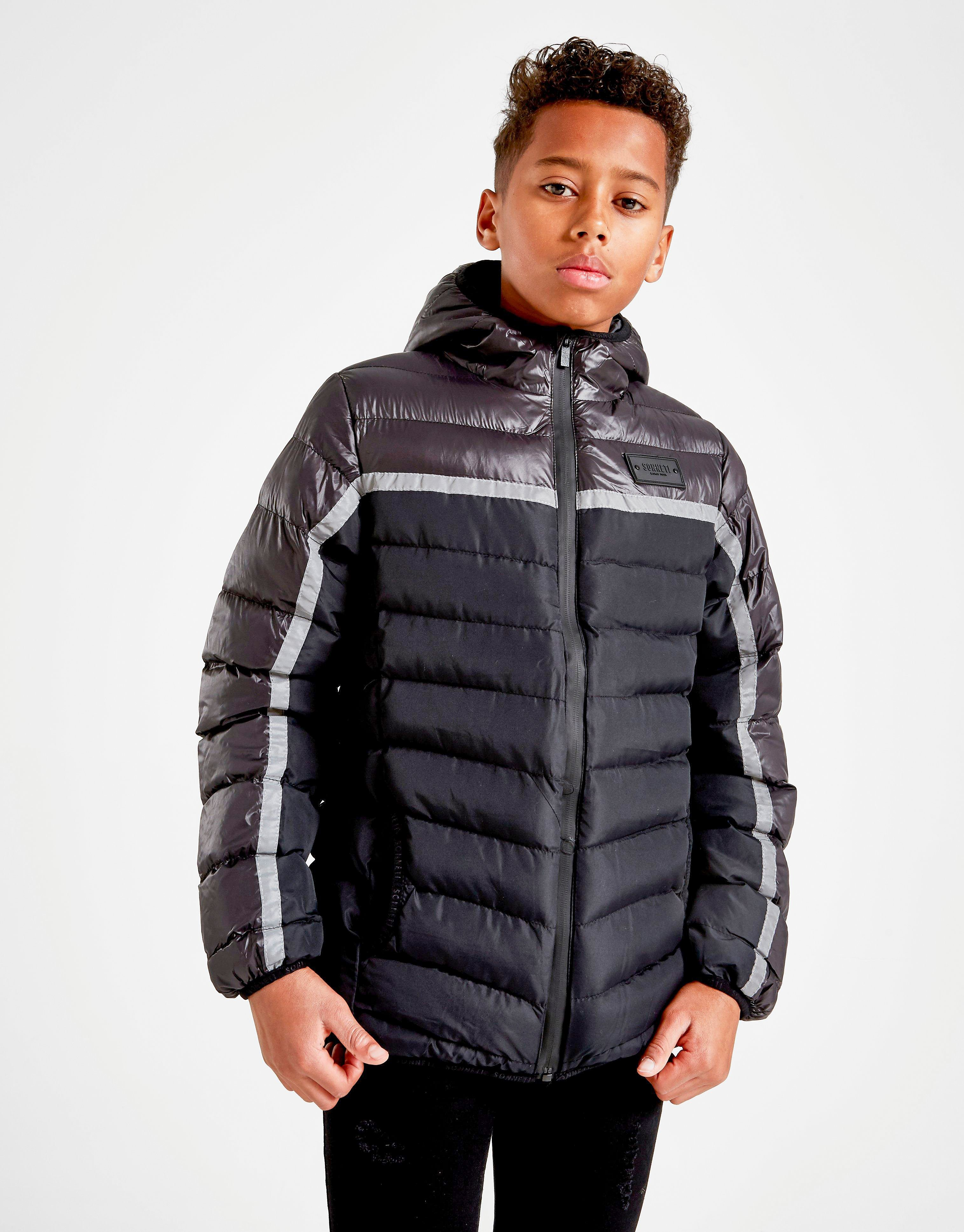 Sonneti Zane Jacket Junior - Zwart - Kind