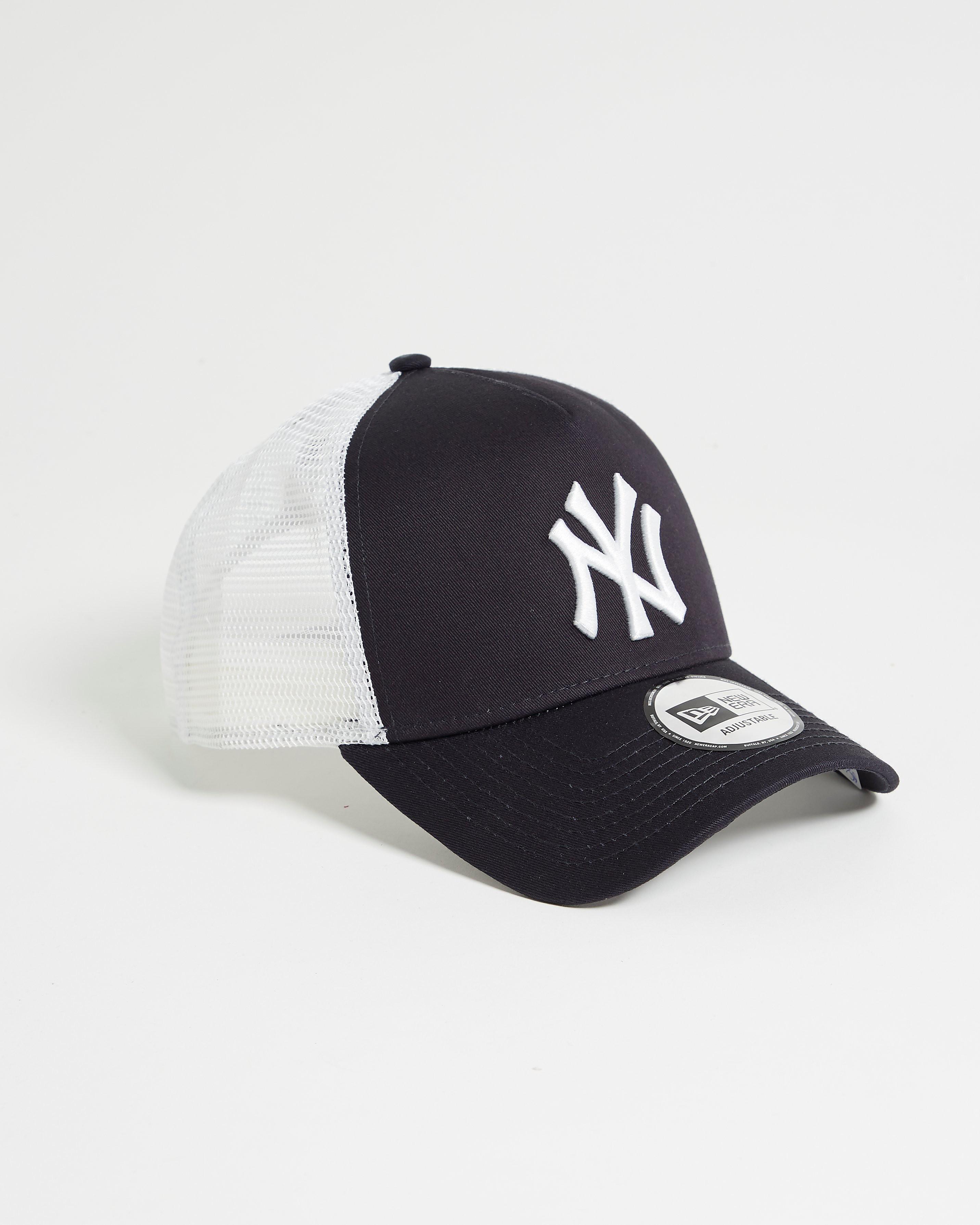 New Era MLB New York Yankees Snapback Trucker Cap - Blauw - Heren