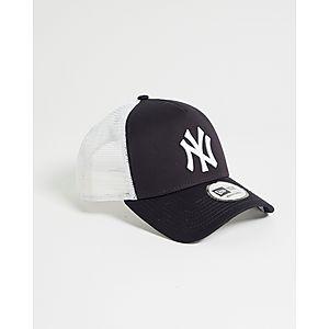 New Era MLB New York Yankees Snapback Trucker Cap ... f8bb692bb7b