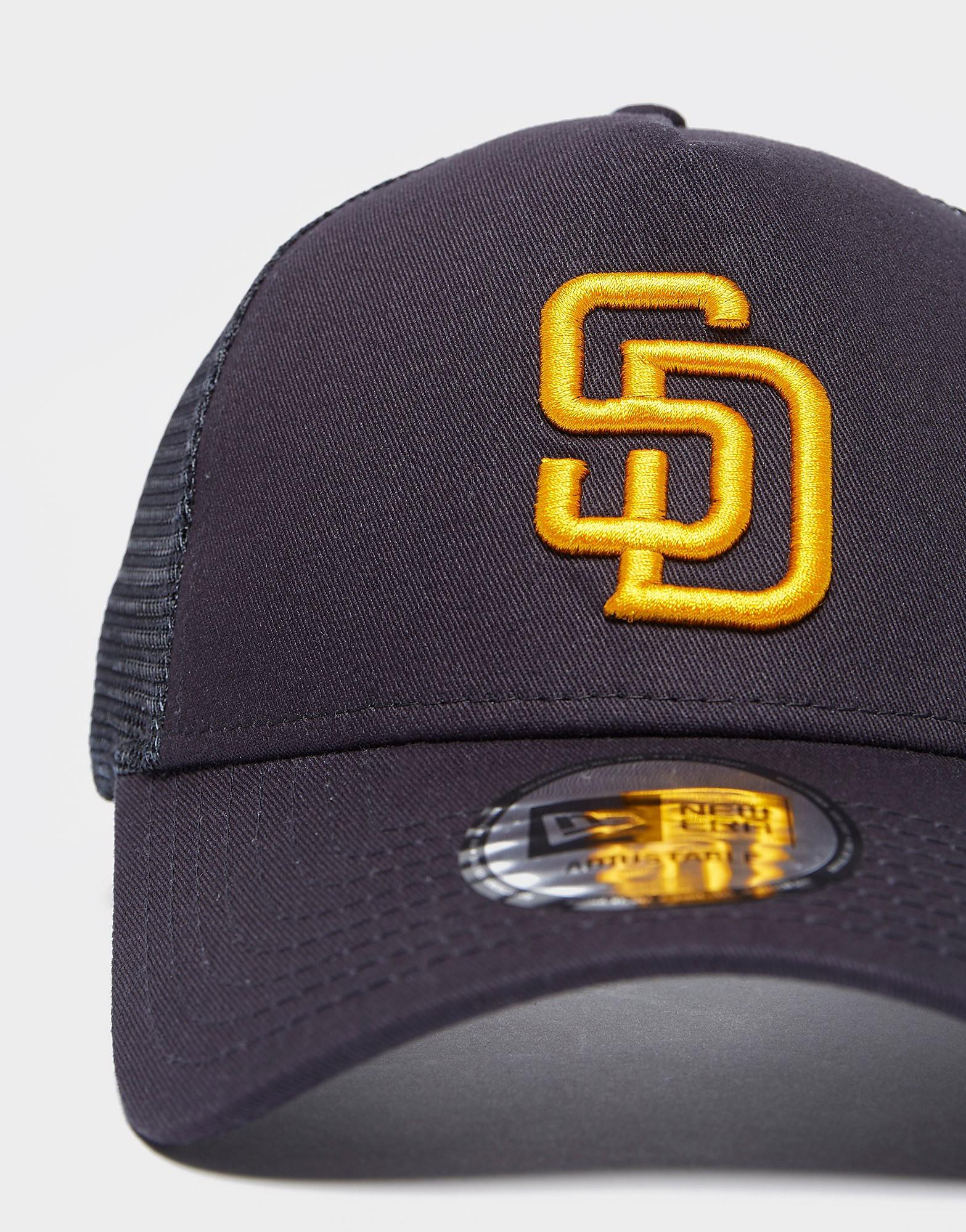 New Era MLB San Diego Padres Trucker Cap