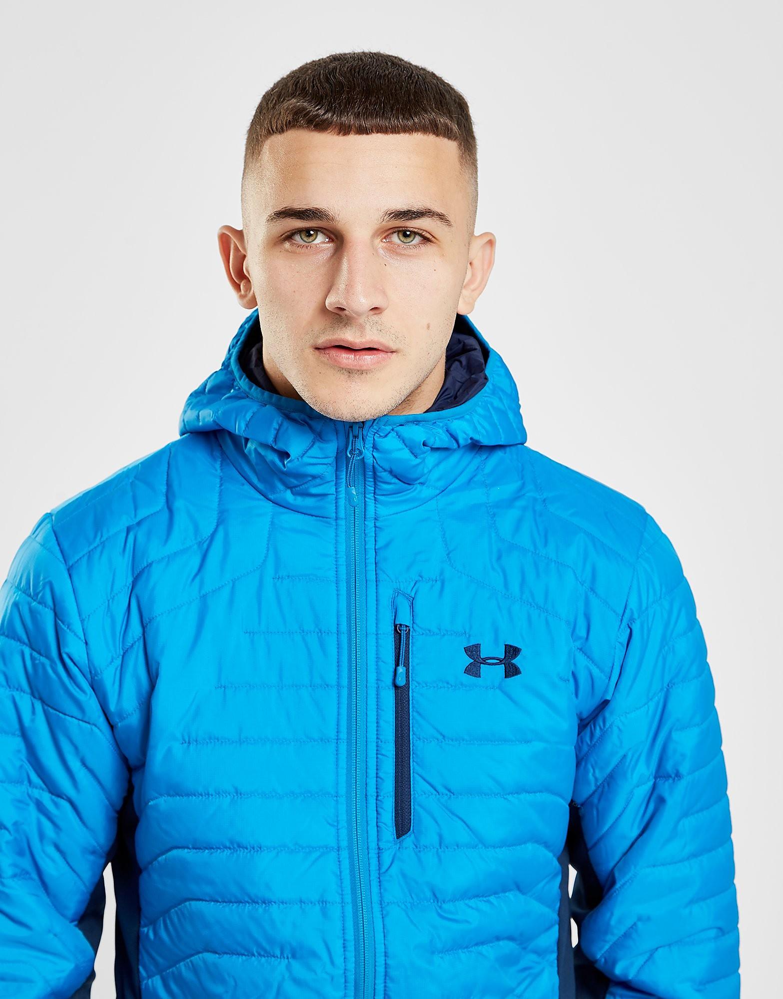 Under Armour ColdGear Hybrid Jacket - Blau - Mens, Blau