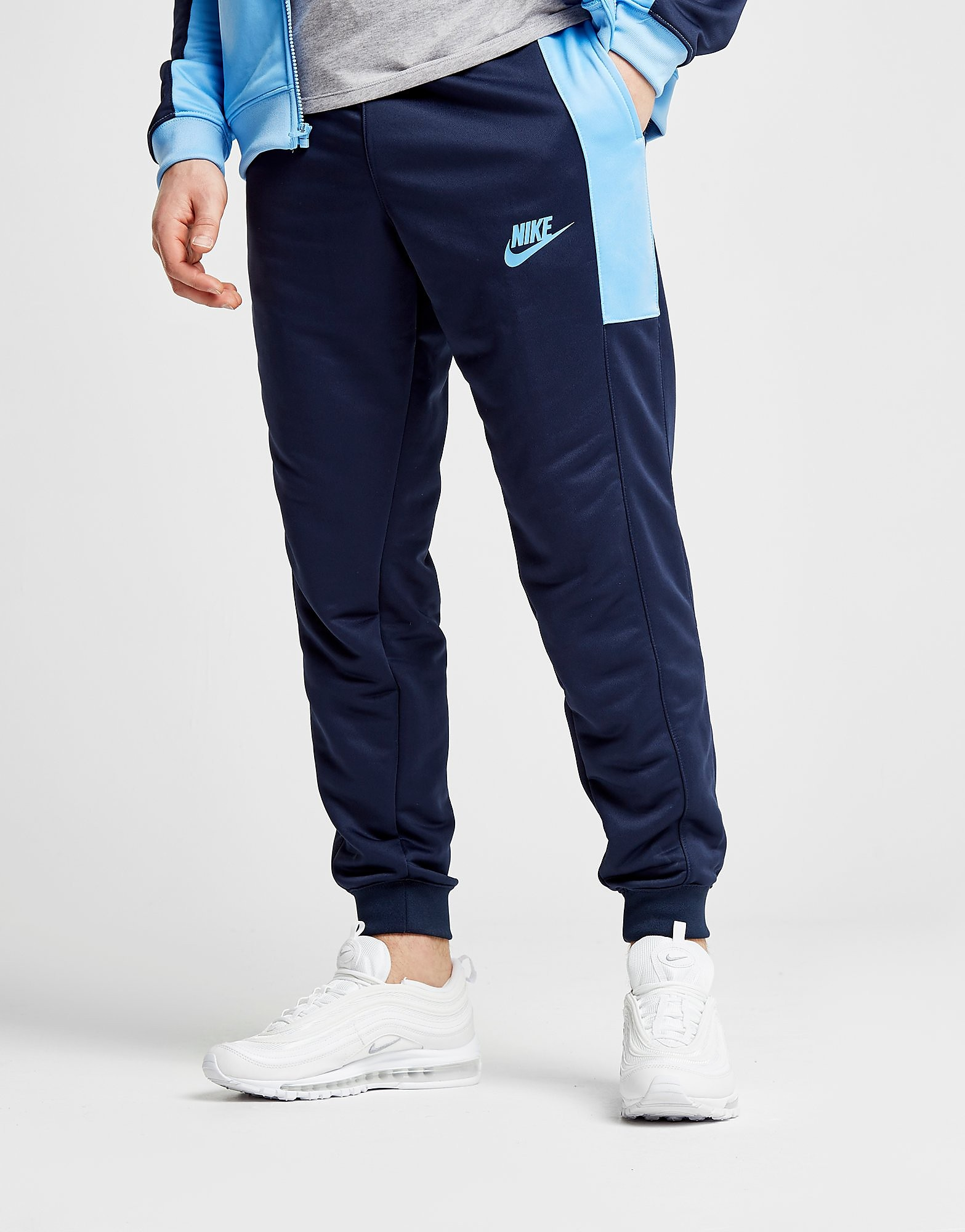 Nike Season Colourblock Poly Track Pants