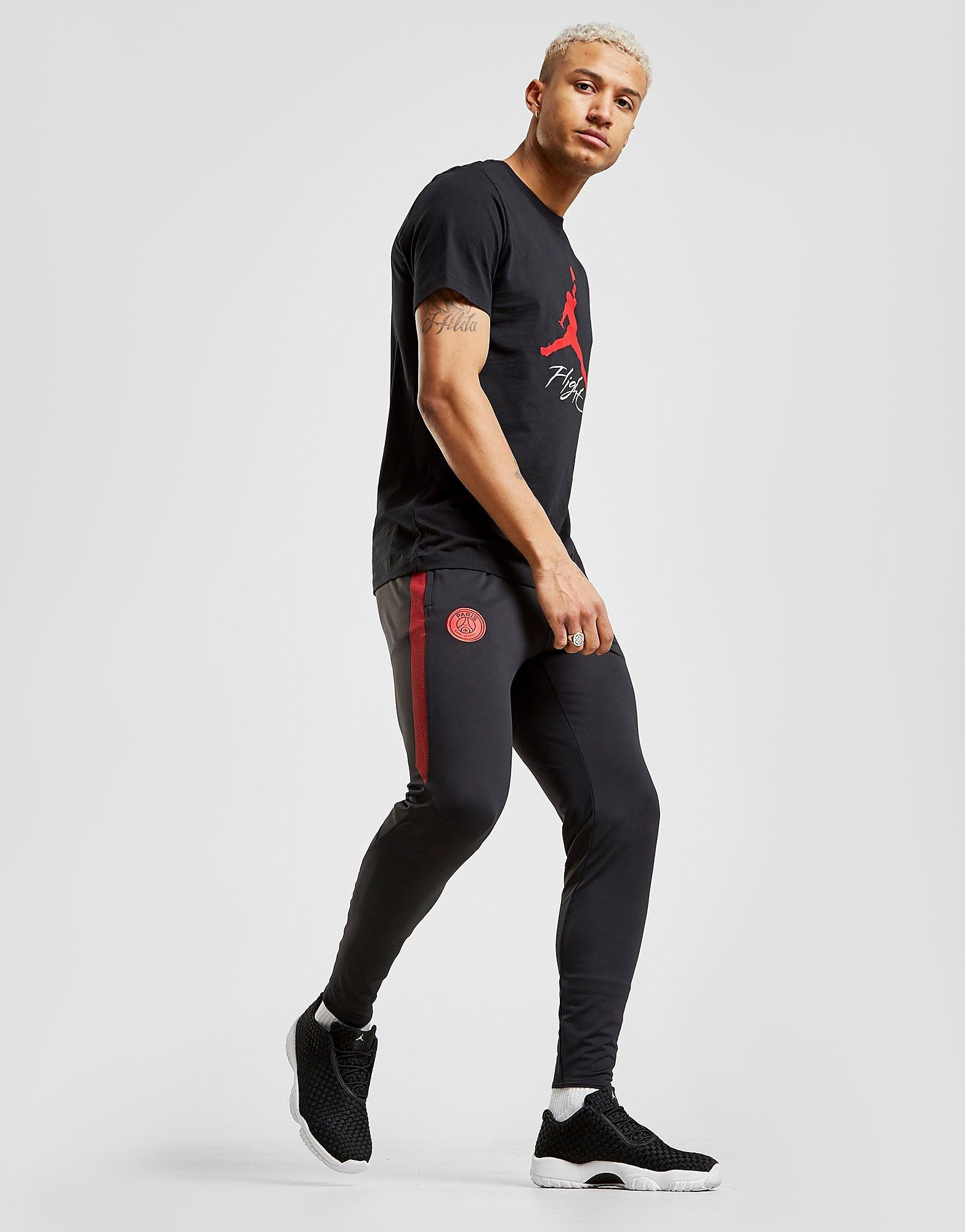Jordan x Paris Saint Germain Squad Track Pants Heren - Zwart - Heren