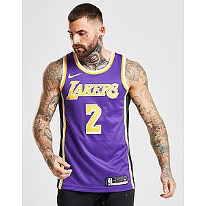 Nike NBA Los Angeles Lakers Swingman Jersey ... 61c9681120e4