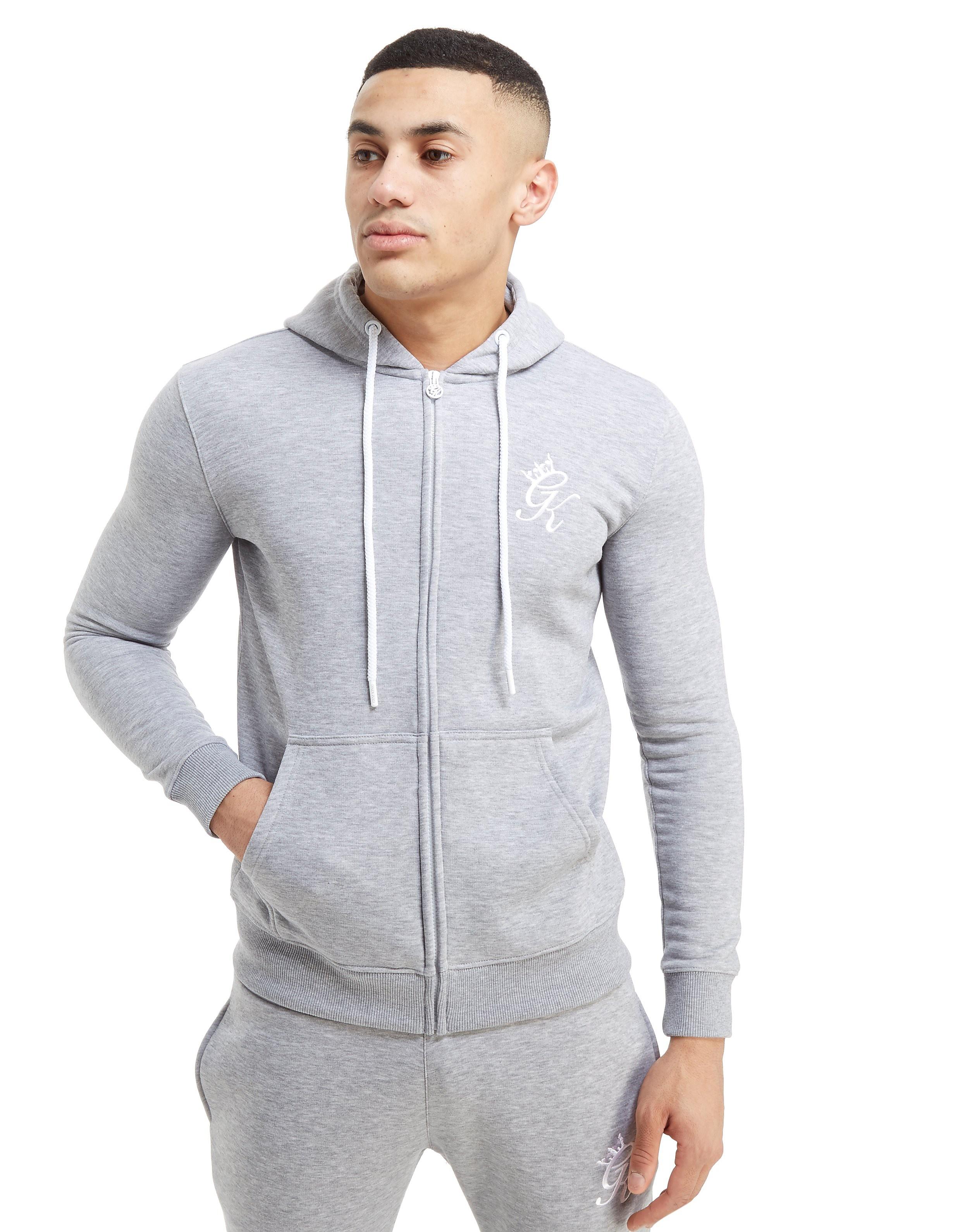Gym King chaqueta con capucha Fleece