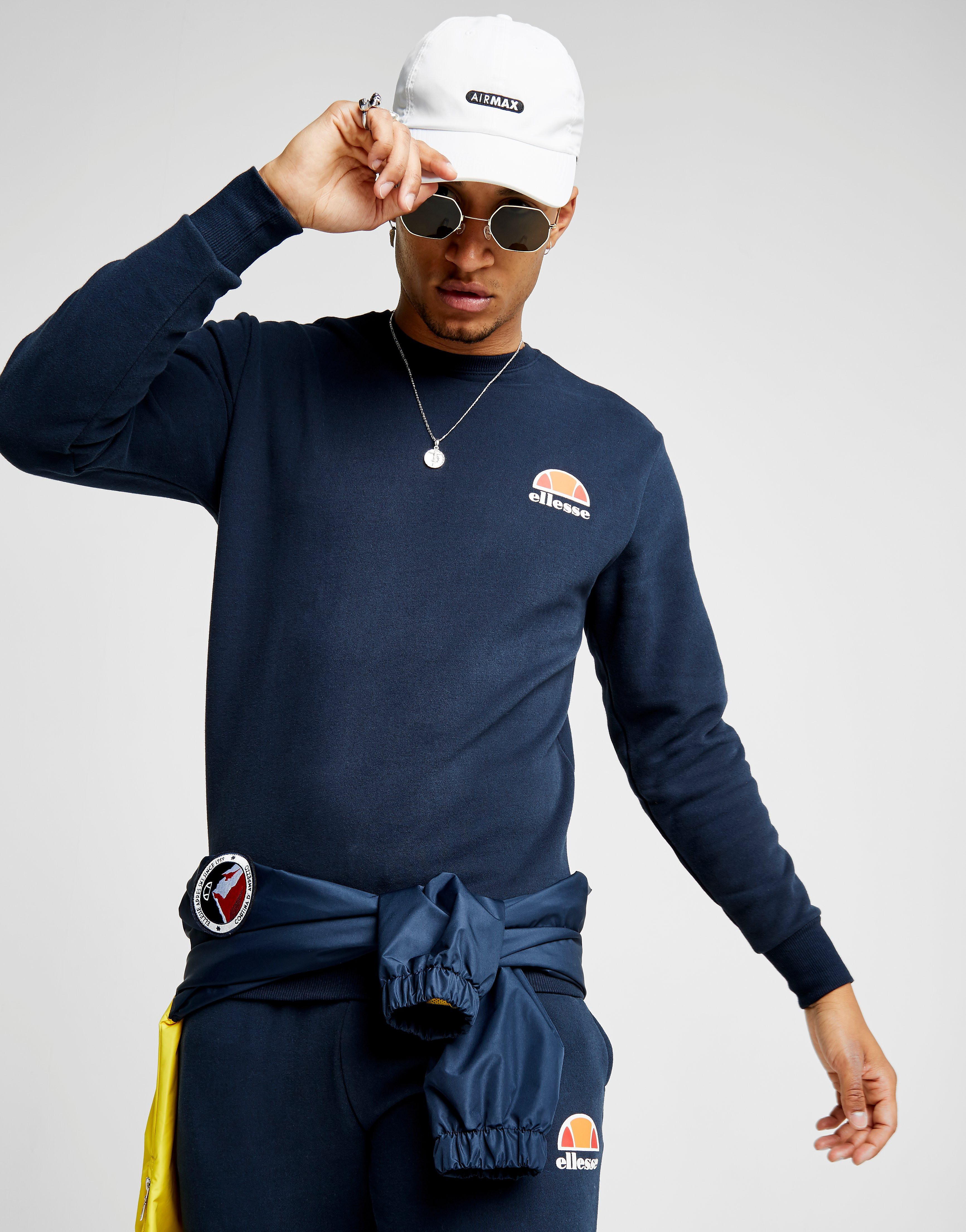 Ellesse Sweat Diveria Homme